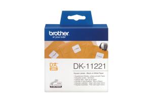 Rollo etiquetas DK-11221