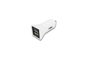 Cargador para coche 2 Puertos USB 5V 3.1A