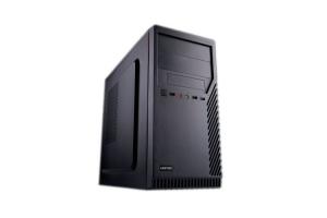 Caja MicroATX Hiditec Q9 USB3.0 Sin fuente de alimentación
