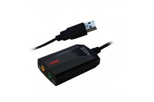 Tarjeta de sonido USB Approx Gaming 7.1