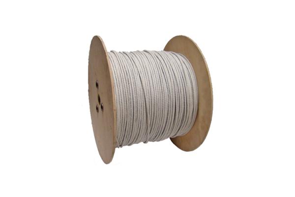 Cable Cat. 6 rígido F/UTP color blanco