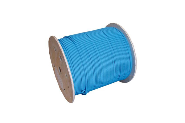 Cable Cat. 6 rígido FTP color azul